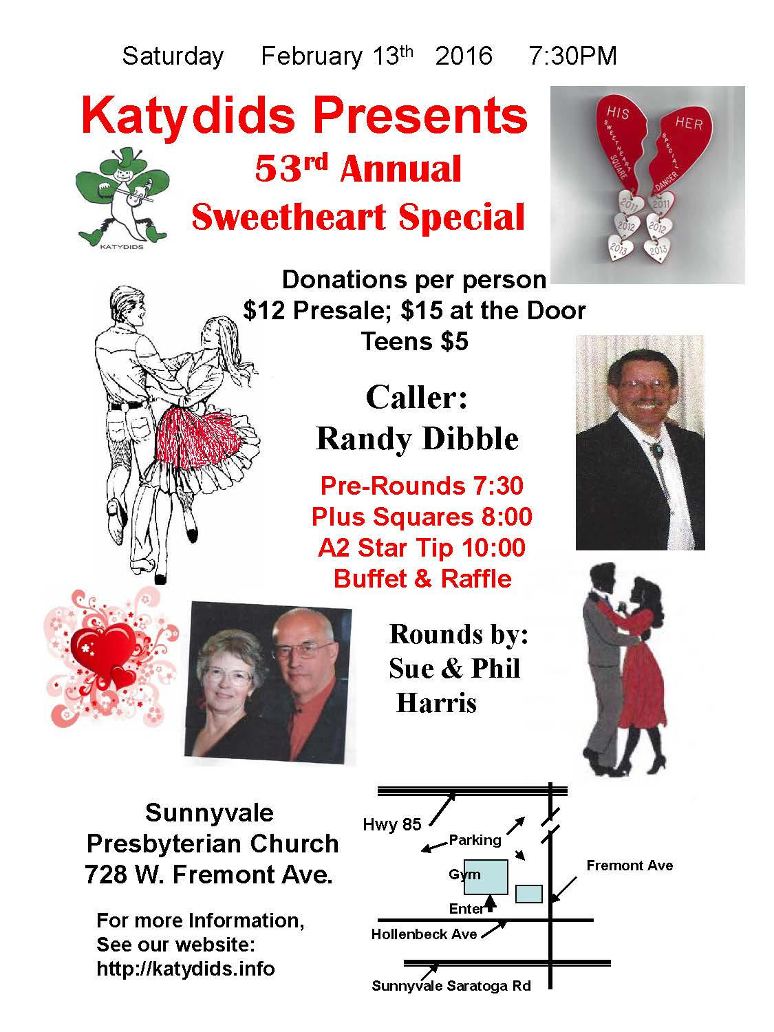 SweetHeart Special Dance